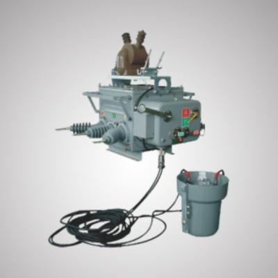 ZW20-12F 户外高压真空断路器